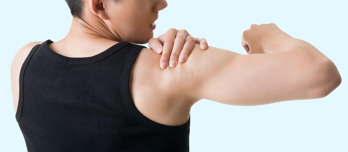 Тендиноз плечевого сустава - ВашиНоги