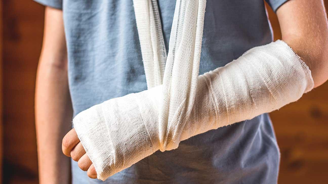 Переломы кисти
