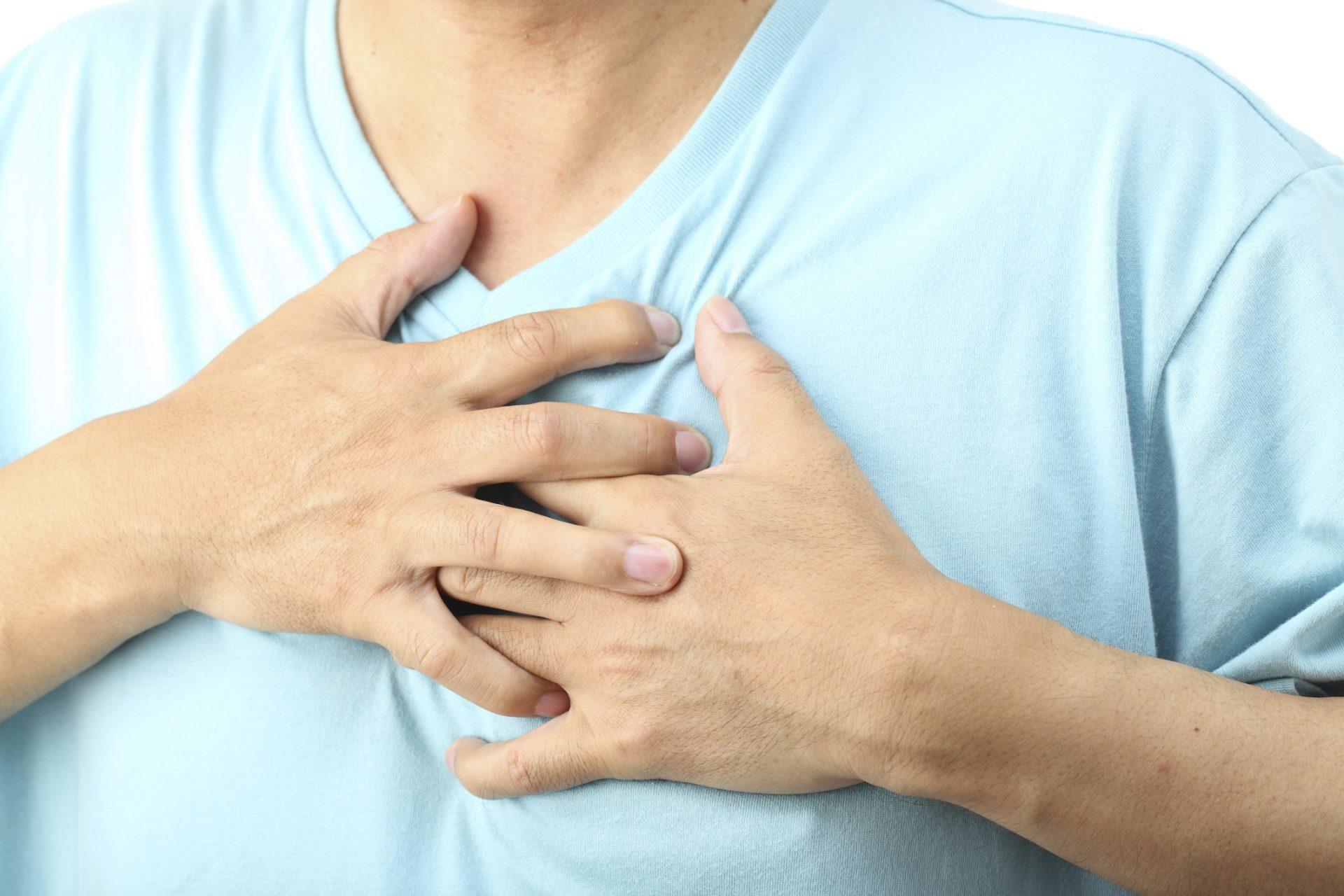 Синдром малой грудной мышцы