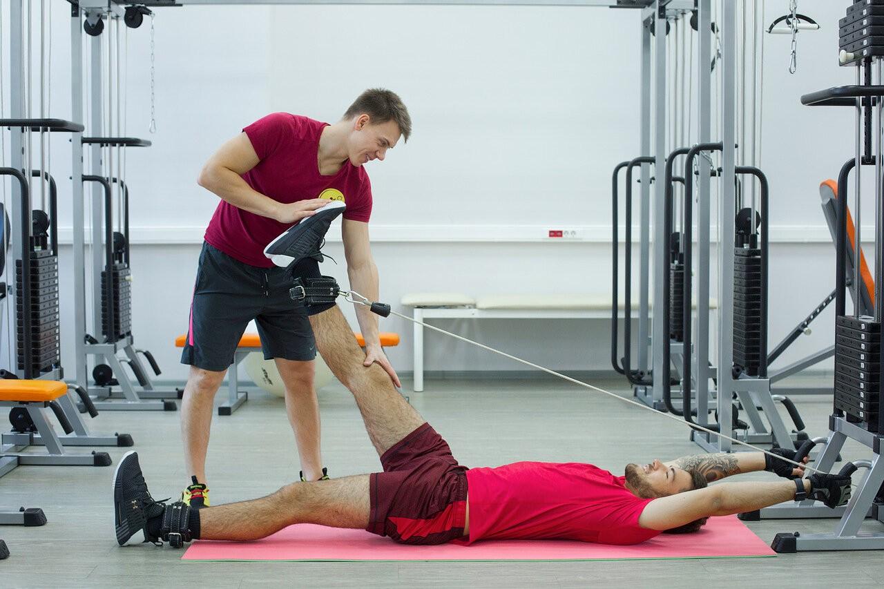 Разрыв коллатеральных связок коленного сустава