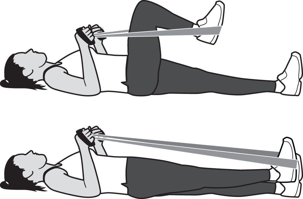 Разрыв приводящих мышц бедра