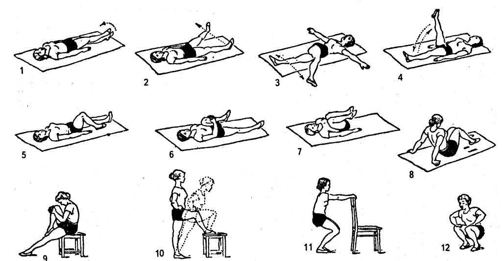 Разрыв прямой мышцы бедра