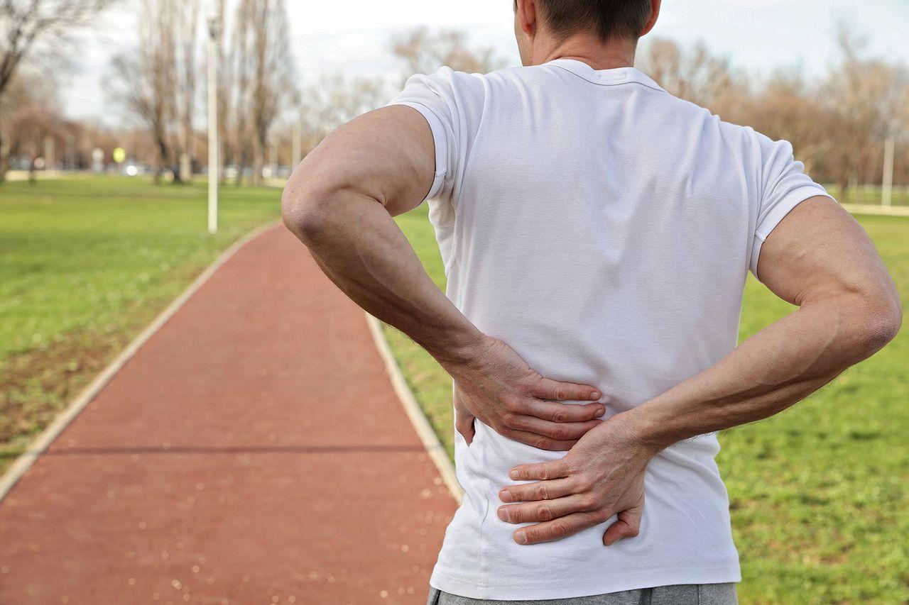 Разрыв подвздошно-поясничной мышцы